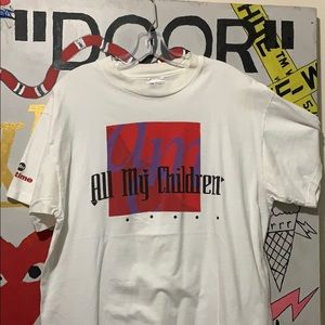 Vintage daytime abc t shirt